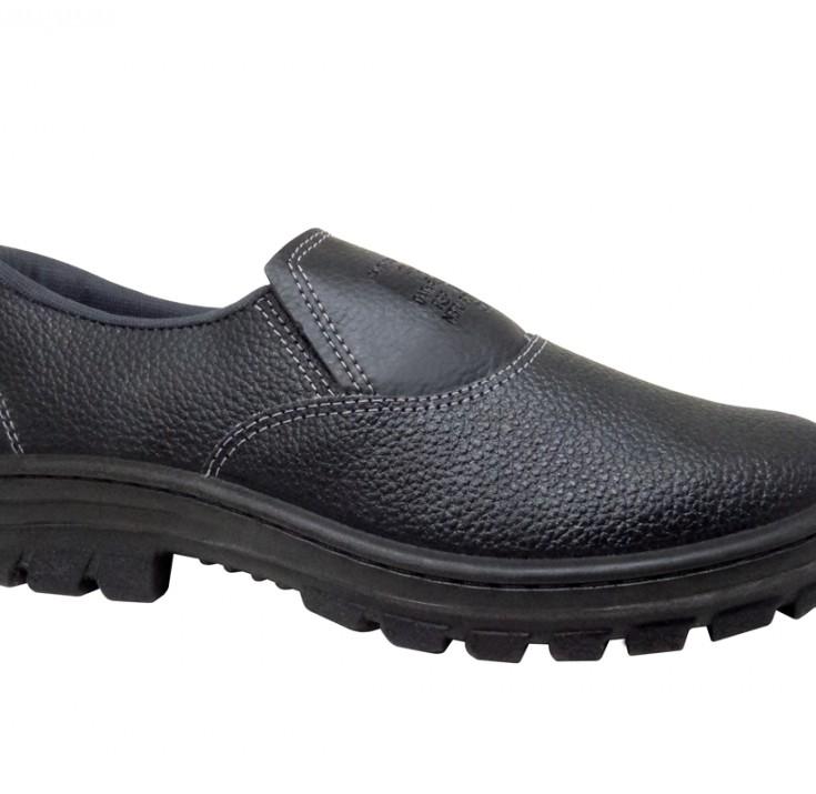Sapato elástico monodensidade